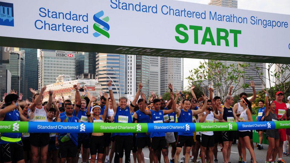The Future for Standard Chartered Marathon Singapore