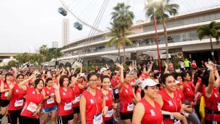 Great Eastern Women's Run Singapore 2016