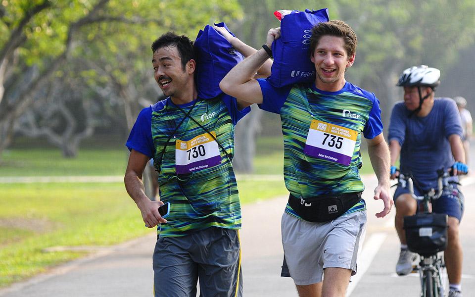 Will You Run For Humanity at Ground Zero Run 2016