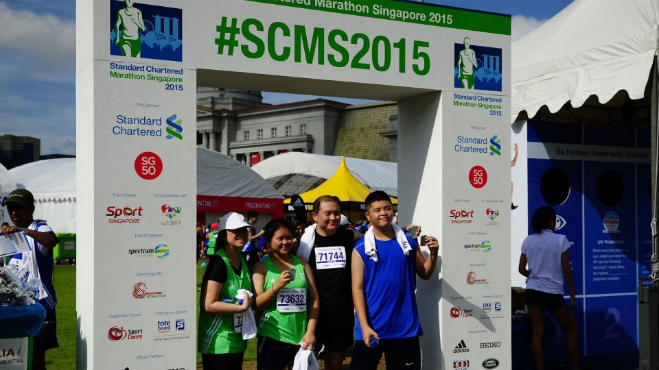 Guess Who Will Organise Marathon Singapore For The Next 10 years