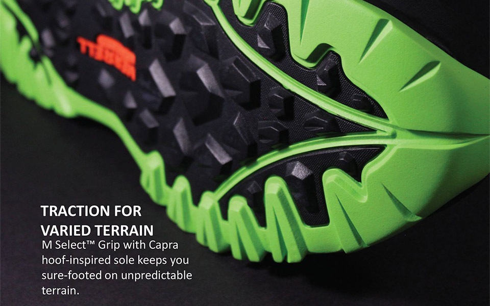The New Merrell Capra Bolt Shoe Collection: Rumor Has it Even Mother Nature is Impressed!