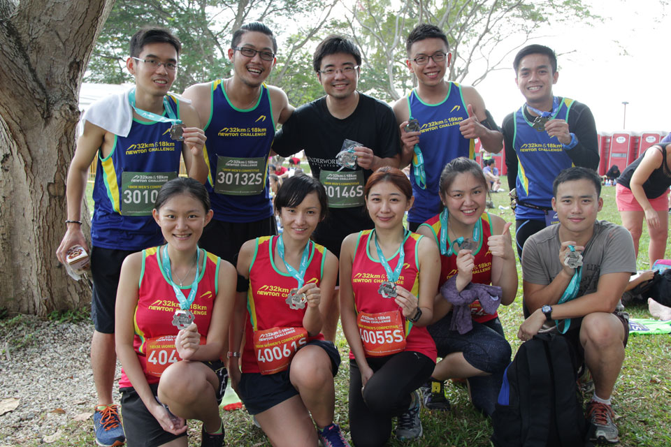 True Confessions: Why We Always Put the Newton Challenge on Our Running List