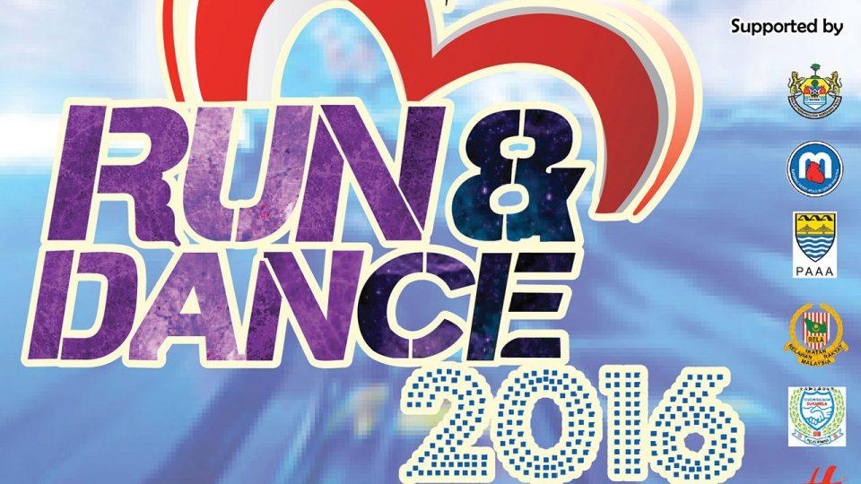 Run & Dance 2016