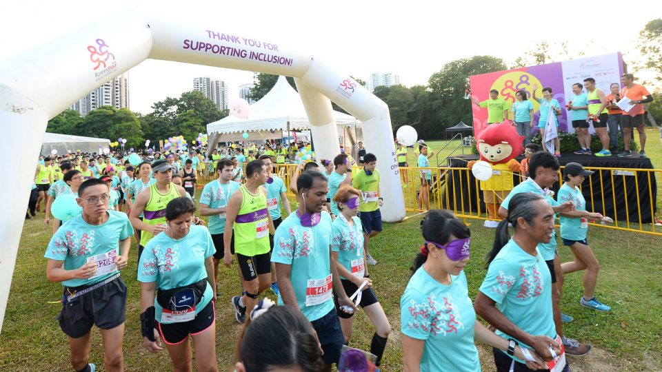 Runninghour 2016: No Special Privileges Needed For 2,100 Runners