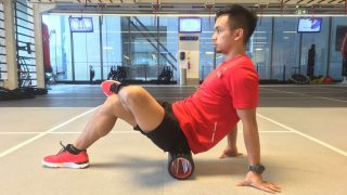 Stretch and Foam Roll Your Muscles to Top Condition
