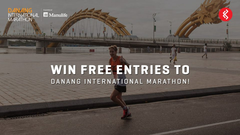 Danang International Marathon 2016: Win 3 Race Entries!