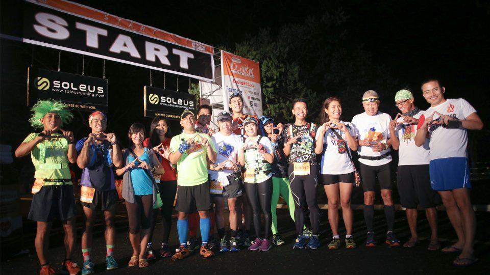 Cardimax-Clark Ultramarathon 2016: Harness Your Own Energy