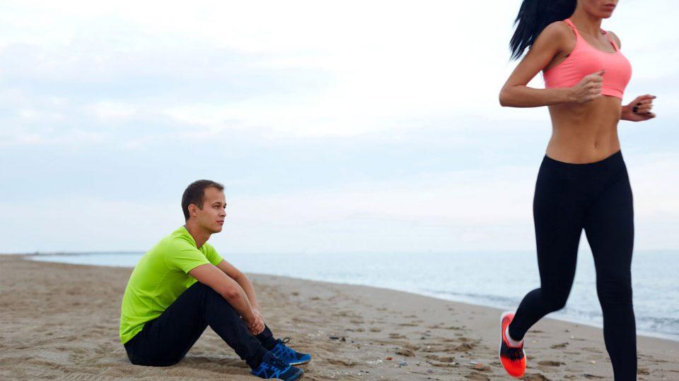 Dating a marathon runner