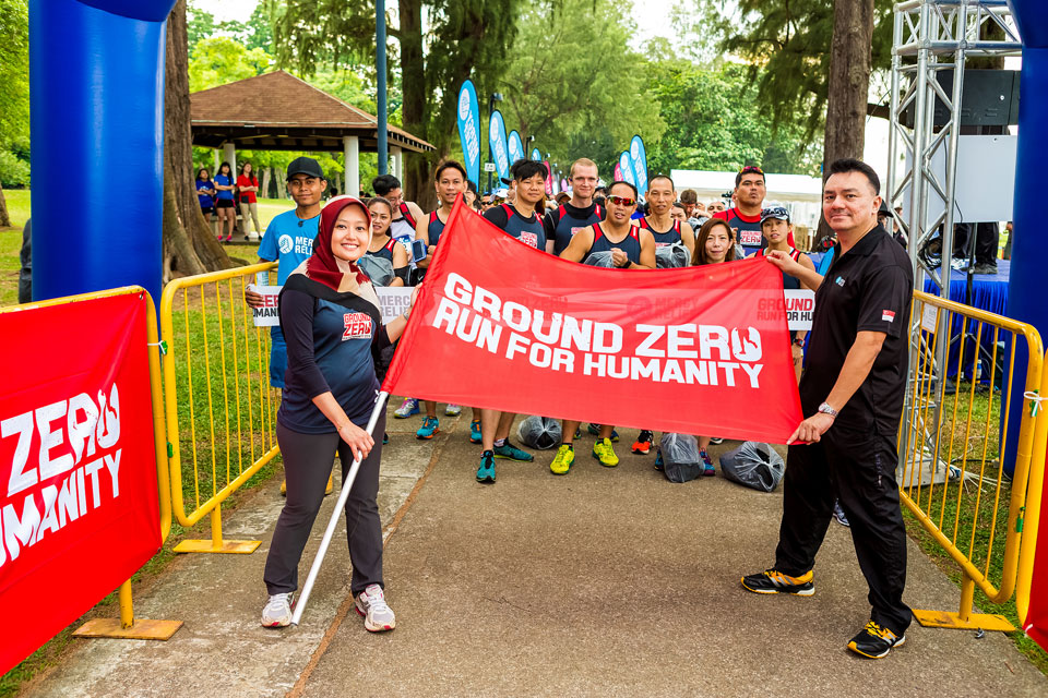 Ground Zero - Run for Humanity 2016 Race Review: Our Run For Humanity