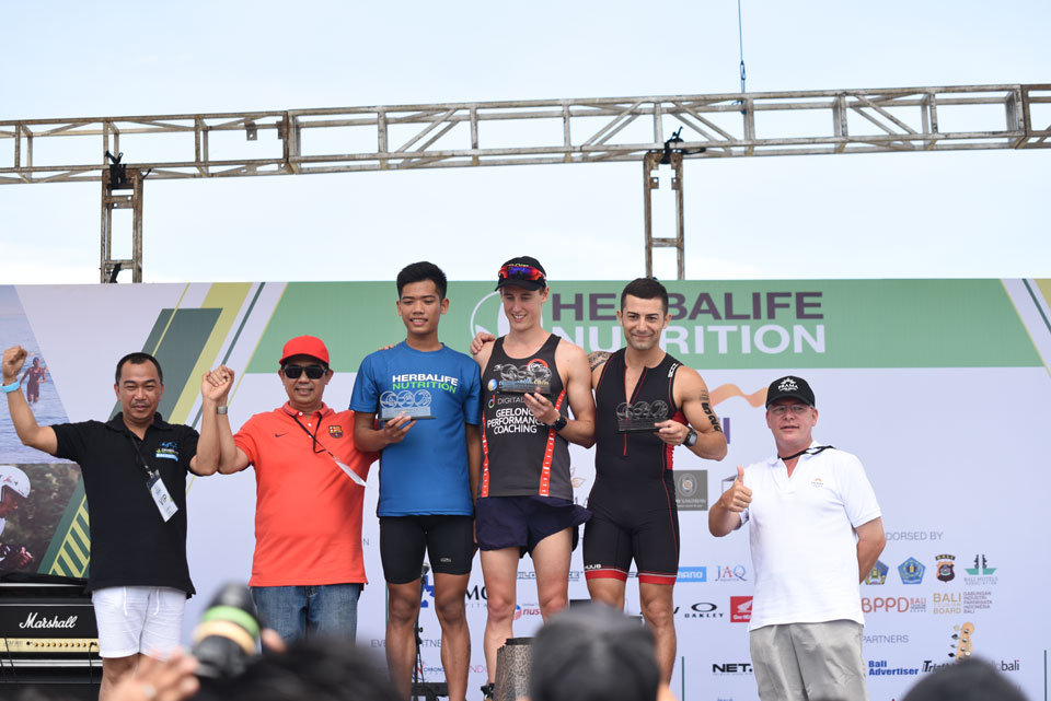 Herbalife Bali International Triathlon: Experience the True Balinese Culture