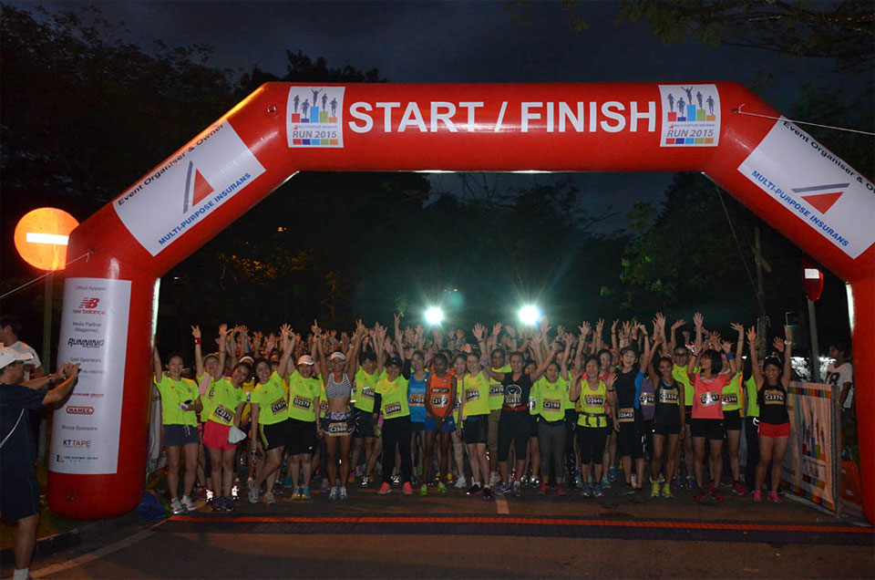 MPI Generali Run 2017: Healthy Lifestyle - Work-Life Balance
