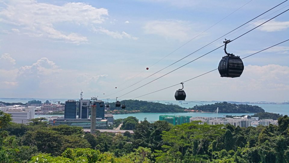 Enjoy Free Nature Trail and Orienteering Activities at Mount Faber