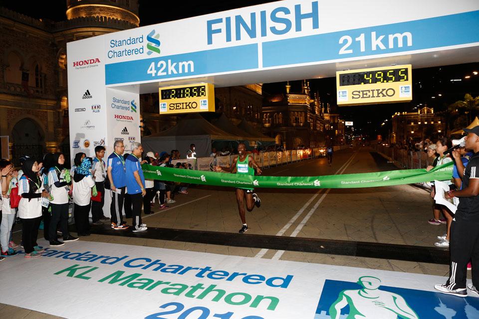Standard Chartered KL Marathon 2016: A Celebration of Running and Diversity