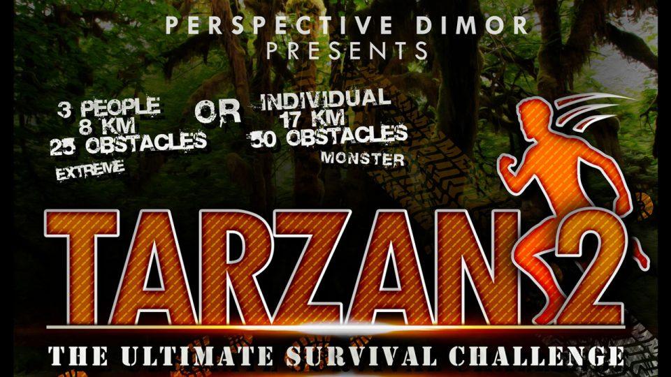 TARZAN2 (The Ultimate Survival Challenge) 2016v