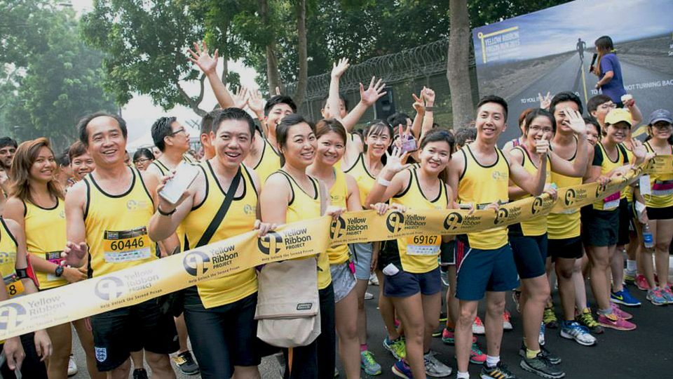 Second Chances Are the Best Prizes at the Yellow Ribbon Run!