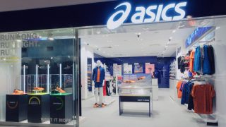 ASICS Makes Its Entrance in Northeastern Singapore