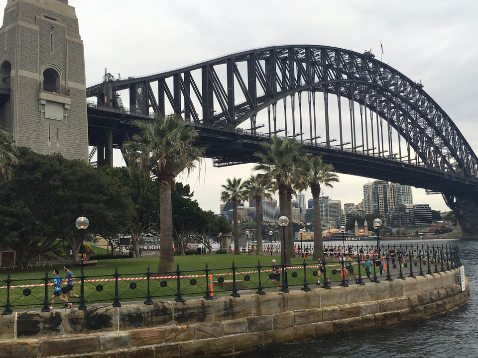 It's a Marathon. It's a Festival. The Blackmores Sydney Running Event Has it All!