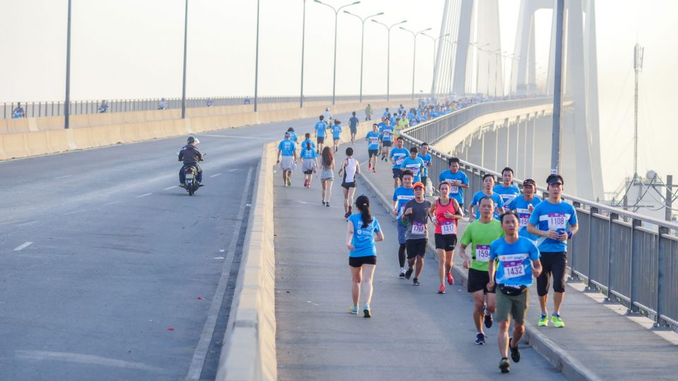 HCMC Run 2017: Start the New Year Off on the Right Foot in Ho Chi Minh City