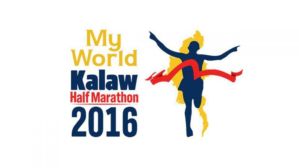 MyWorld Kalaw Half Marathon 2016