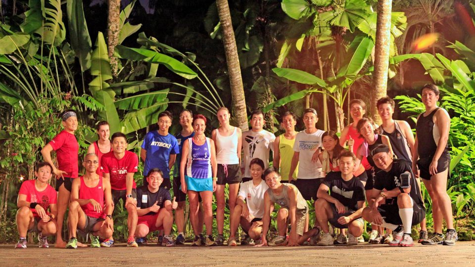 Sure, Club Members Run Together. But That's Just the Beginning of Their Story!