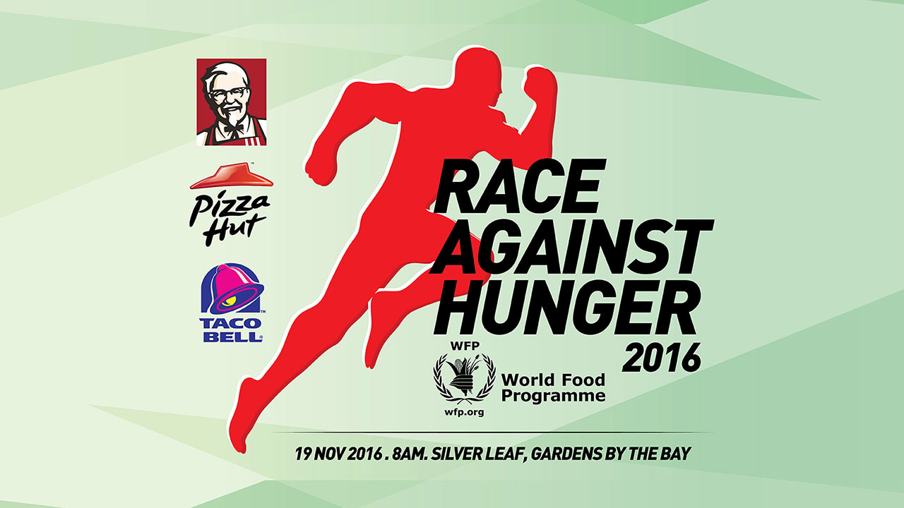 Race Against Hunger 2016