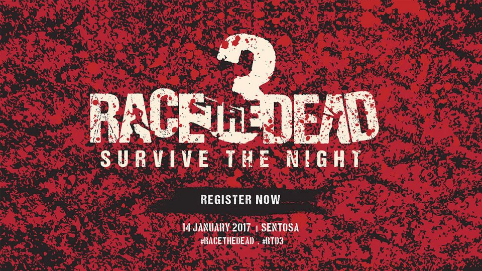 Race the Dead 3 2017