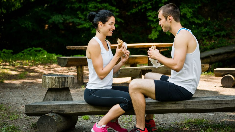How to Run Less, Eat More and Lose Weight!