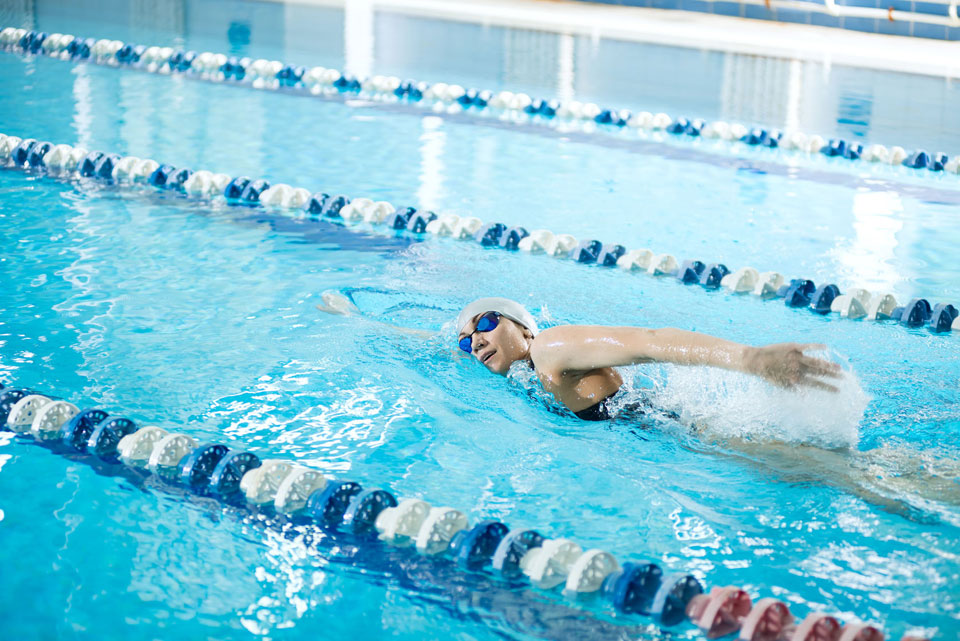 Why Runners Seeking the Ideal Cross-training Sport Should Try Swimming