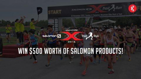 Win $500 Worth of Salomon Products!