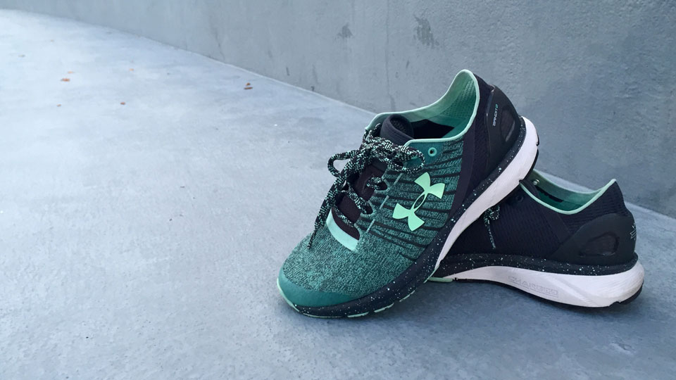 Going the Distance with the Under Armour Charged Bandit 2
