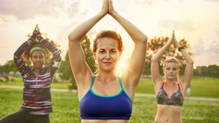 A Marriage Made in Nirvana: Why Yoga and Running are a Perfect Pairing