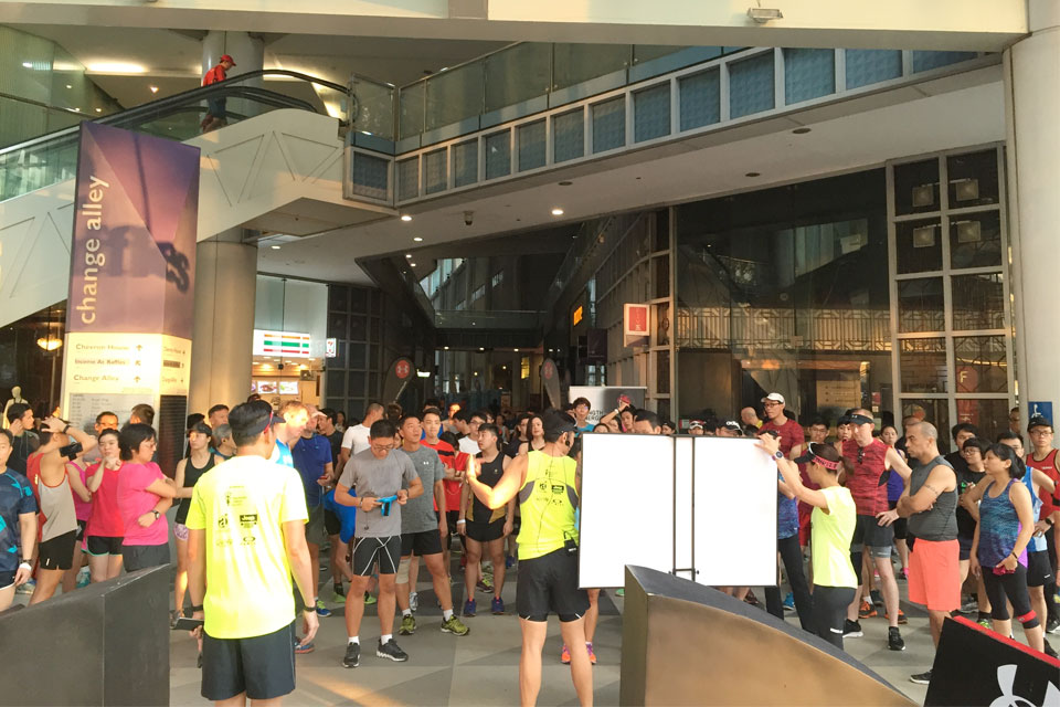 Why You Should be Part of the Under Armour Charged Run and Car-Free Sunday