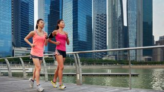 Singapore Runners are proud to be the Happiest and Healthiest in the World