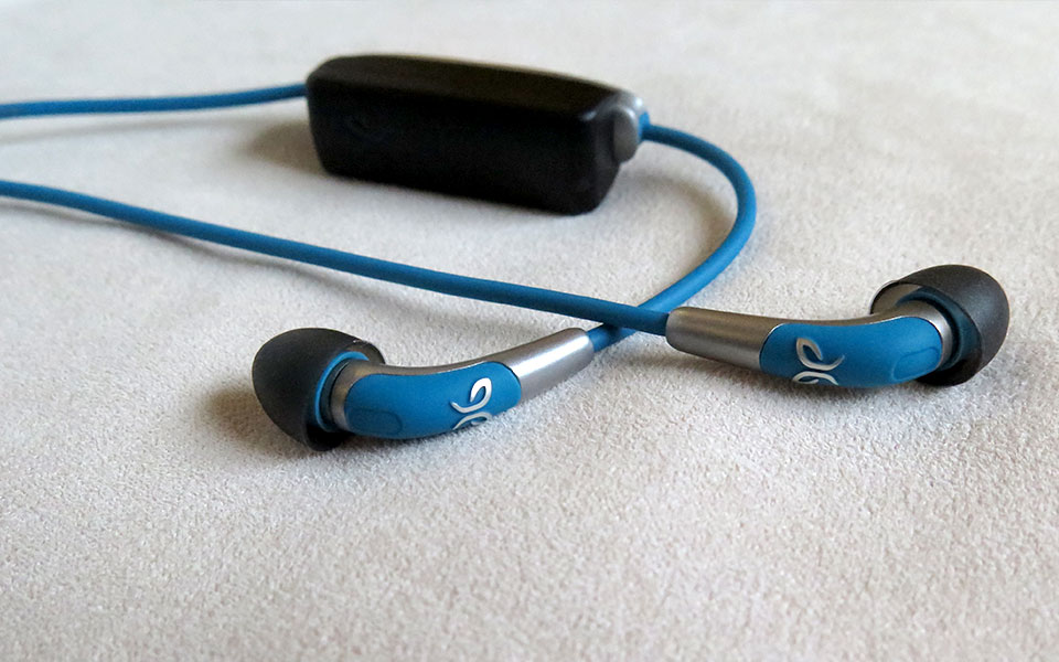 Jaybird Freedom Wireless Bluetooth Buds Won't Fly Out of Your Ears!