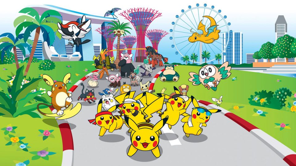 Pokémon Run SG