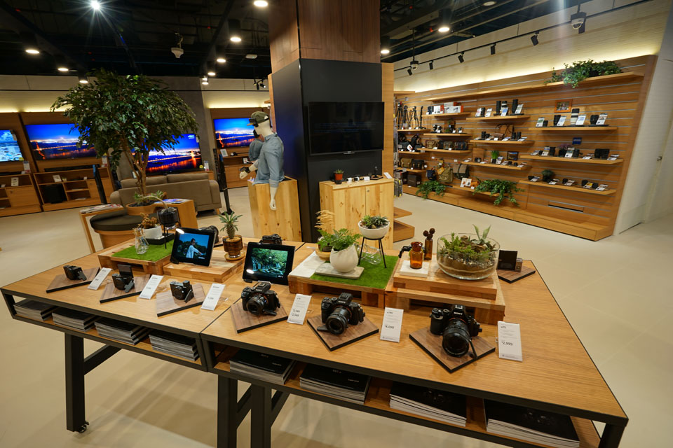 Sony Opens Sixth Store in Singapore to Showcase New Lifestyle Concept