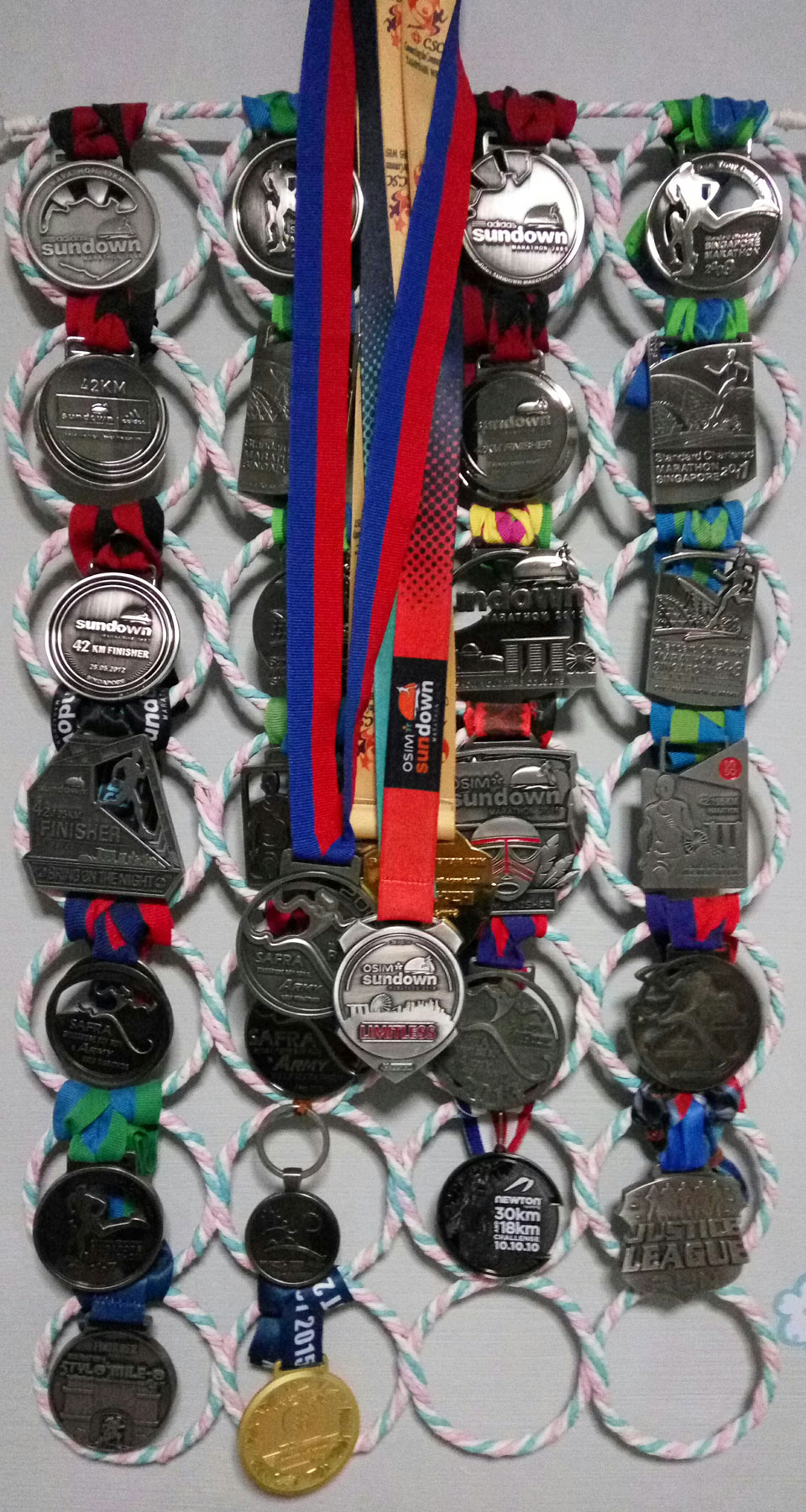 Ultra Loyal Sundown Marathon Runner Special: Dr. Derrick Ang Considers 10 Remarkable Years!