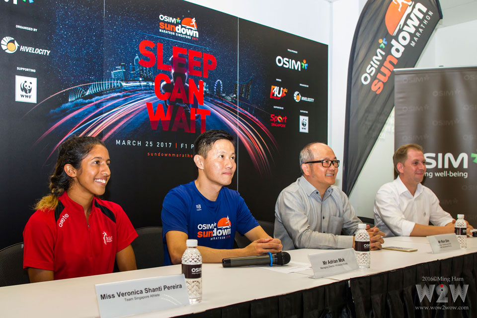 Complete Your Full Sundown Marathon Journey From Singapore to Taipei and Penang
