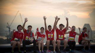 Swissôtel Vertical Marathon 2016: The Only Way is Up