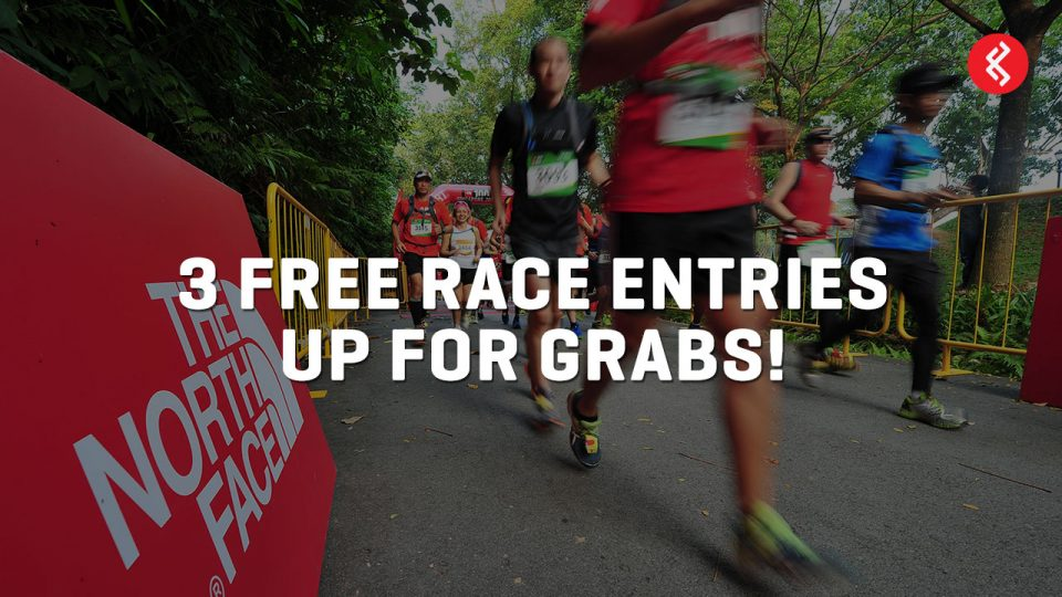 The North Face 100® 2016: Win 3 Free Race Entries