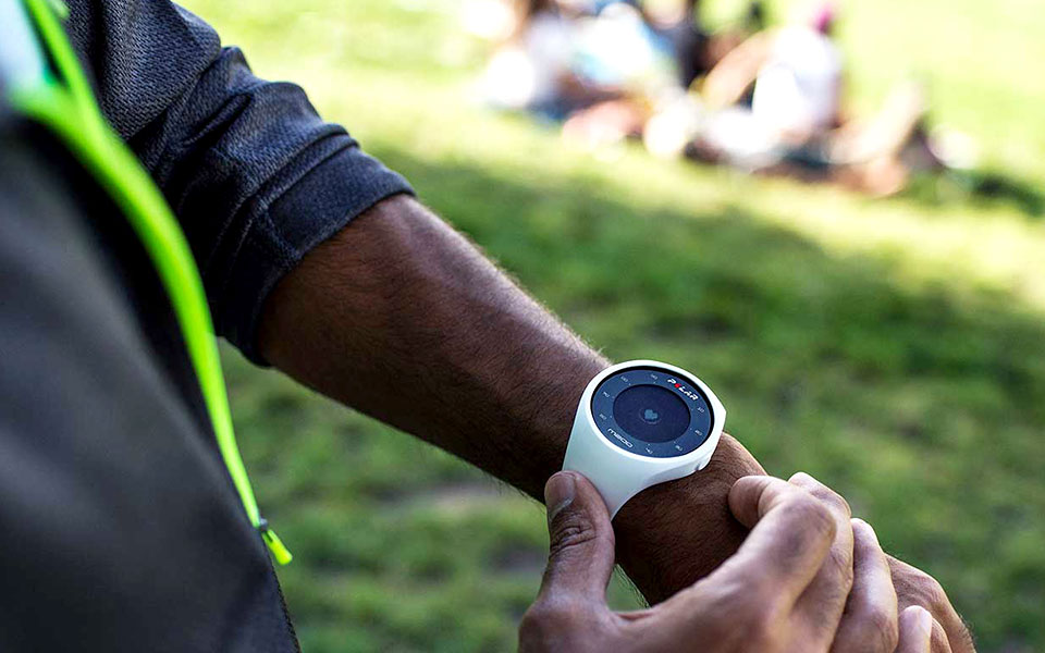 Warning: You May Give Your Heart to Polar's Hot New M200 GPS Running Watch