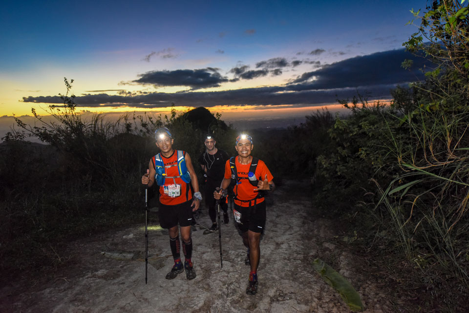 Clark-Miyamit Falls 50: The Ultimate Showdown for the Asia Trail Master Championship