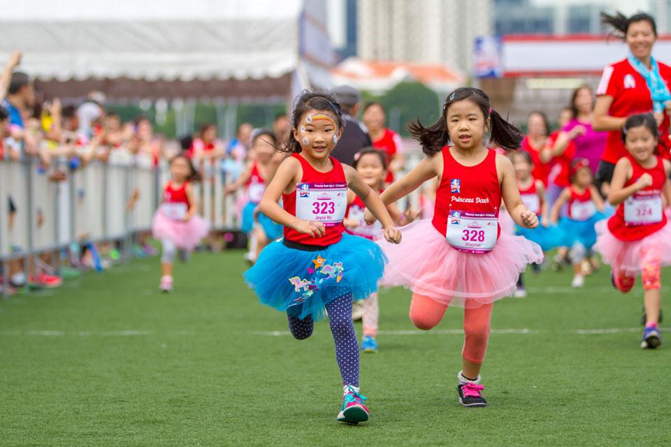 Great Eastern Women's Run 2016: Empowerment of Women