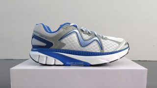 My First Pair of MBT GT 16 Running Shoes Surprises Me!