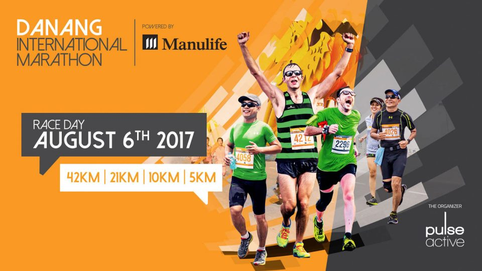 Manulife DaNang International Marathon 2017