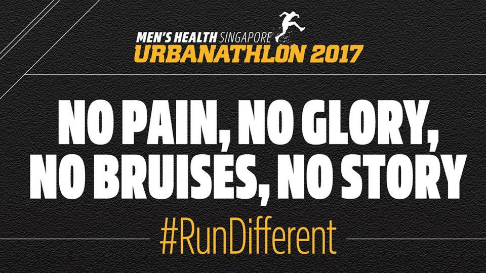 Men's Health Urbanathlon 2017