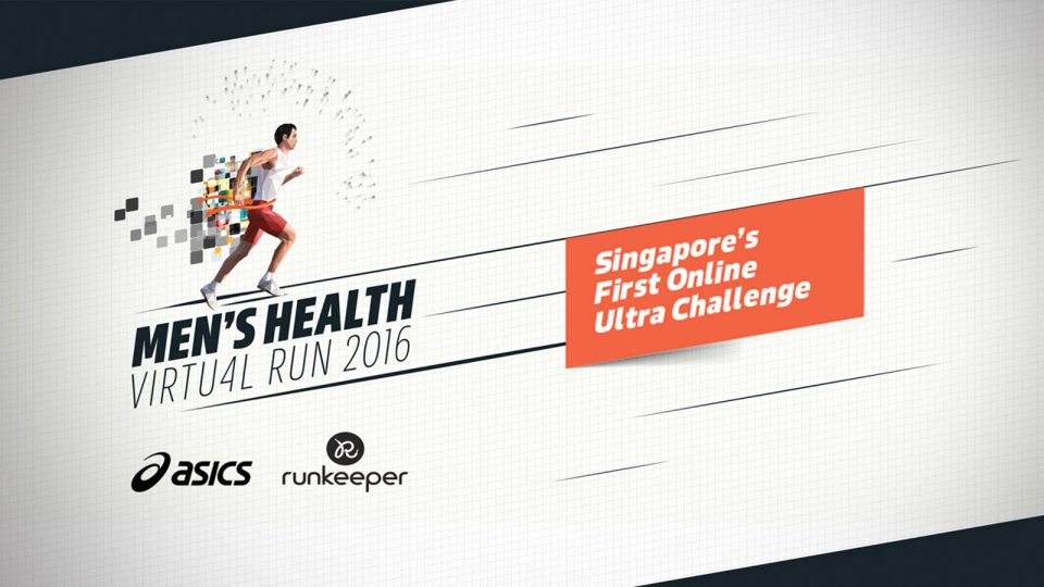 Men's Health Virtual Run: The Easiest Race You'll Ever Take Part In