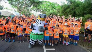 Want to Run with Wild Animals? Take Your Kids to Safari Zoo Run 2017!