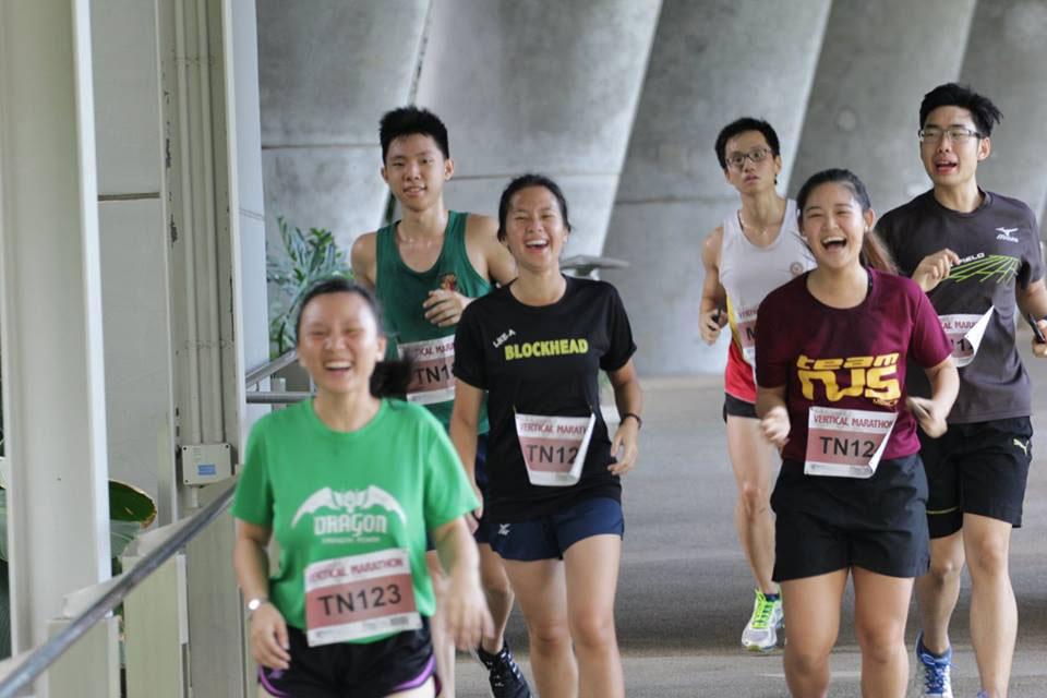 Can You Survive 60 Storeys at the Tembusu Vertical Marathon?