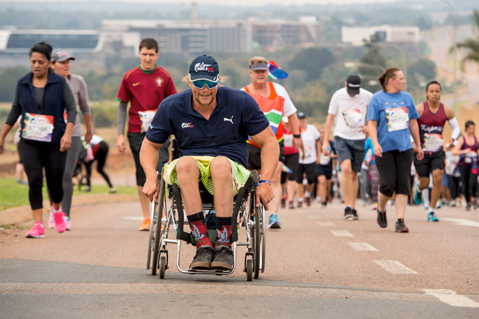 Wings for Life World Run 2017: World's Only Race Without a Finish Line